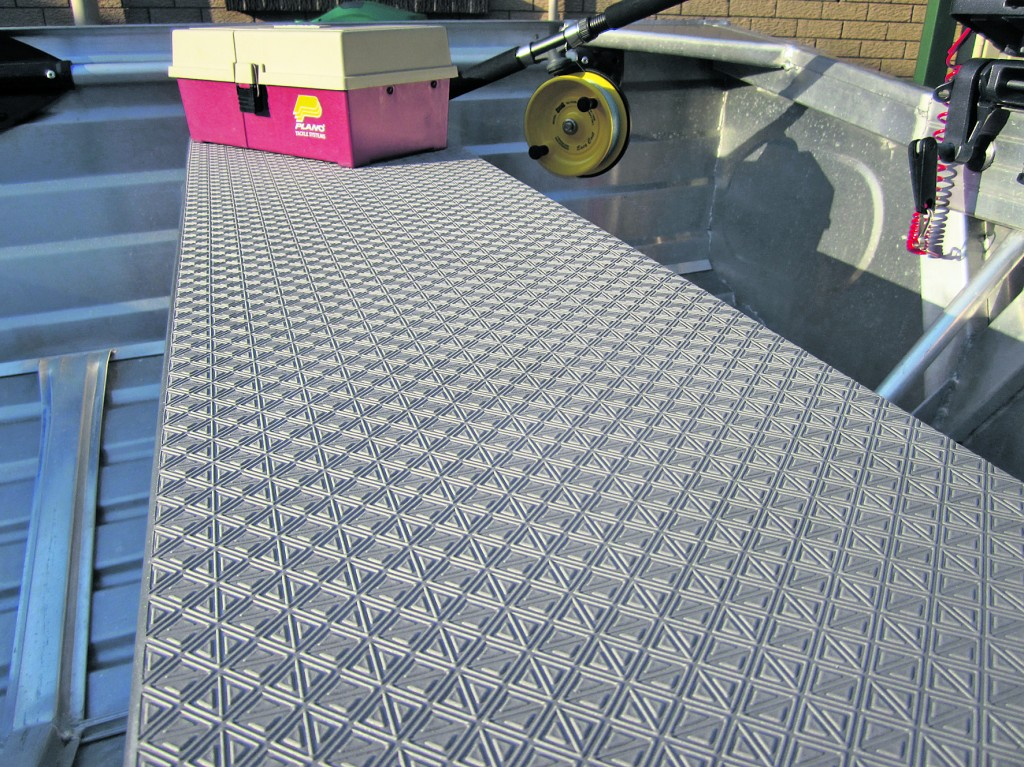 Diamond Deck Is A No Nonsense Non Slip That Will Add Safety And Protection When Applied To The Seats Or Wales Of Your Boat