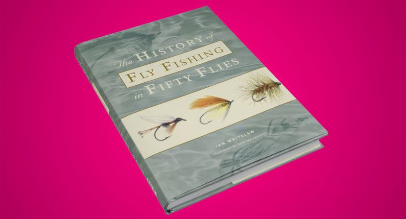 The history of fly fishing in 50 flies tackle for History of fly fishing