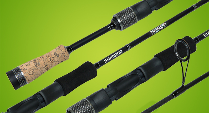 shimano maikuro spin rods tackle junkietackle junkie