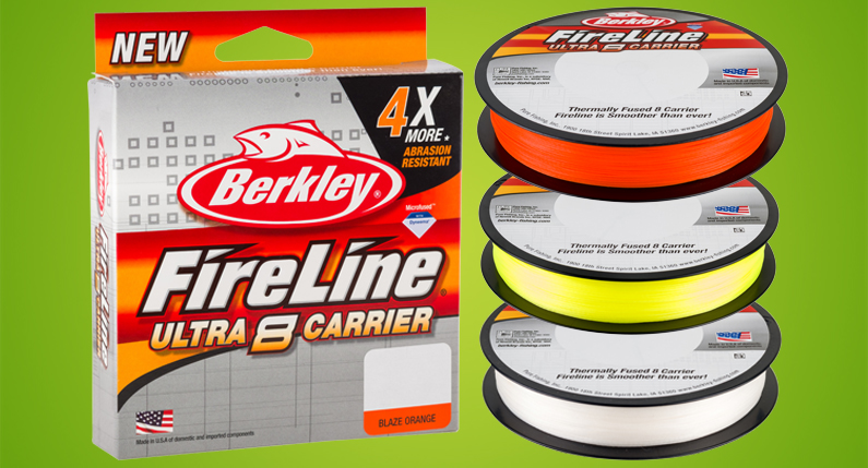 Berkley Fireline Ultra 8 - Tackle JunkieTackle Junkie