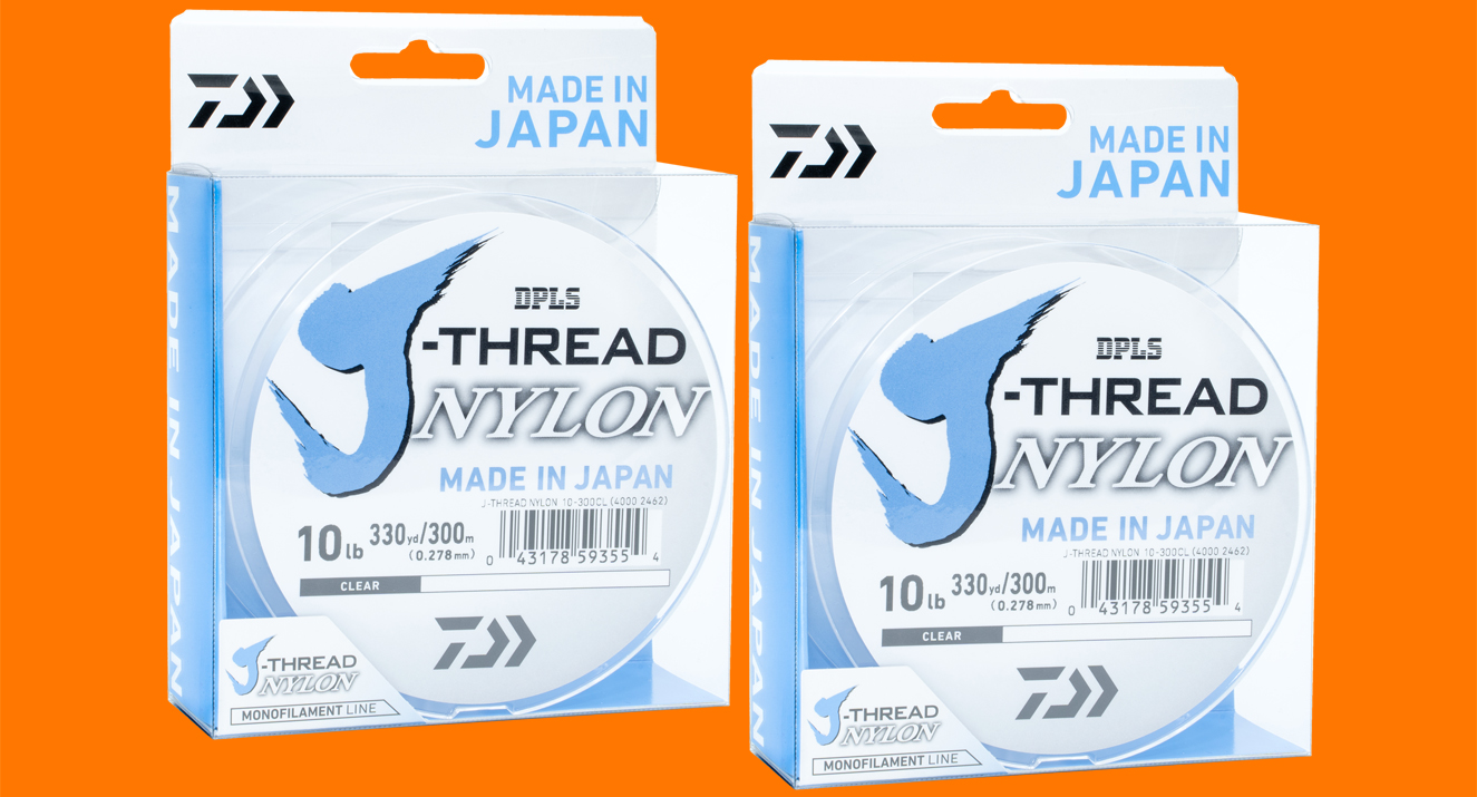 Daiwa J-Thread Nylon - Tackle Junkie